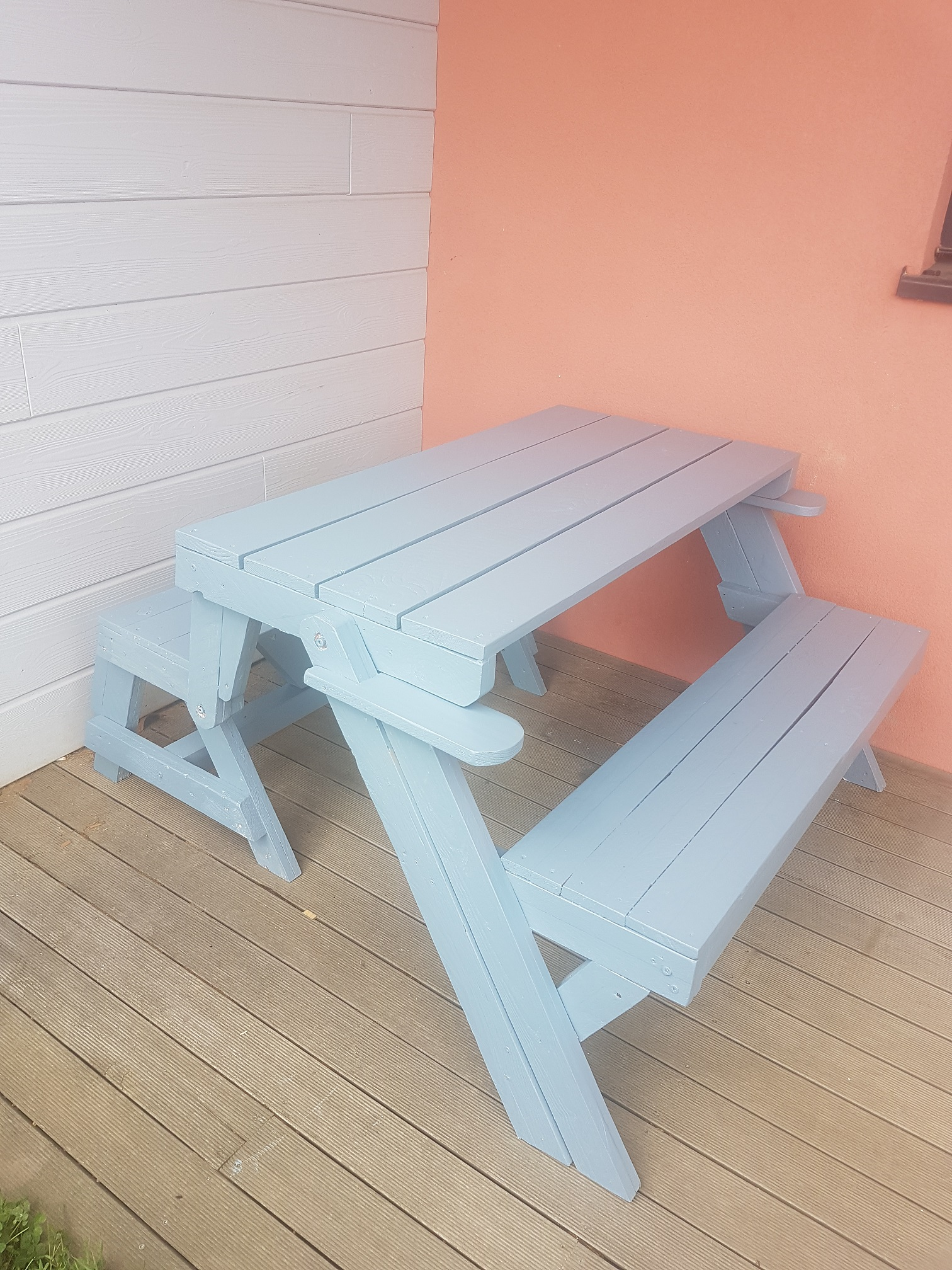 Banc-table de Ludovic