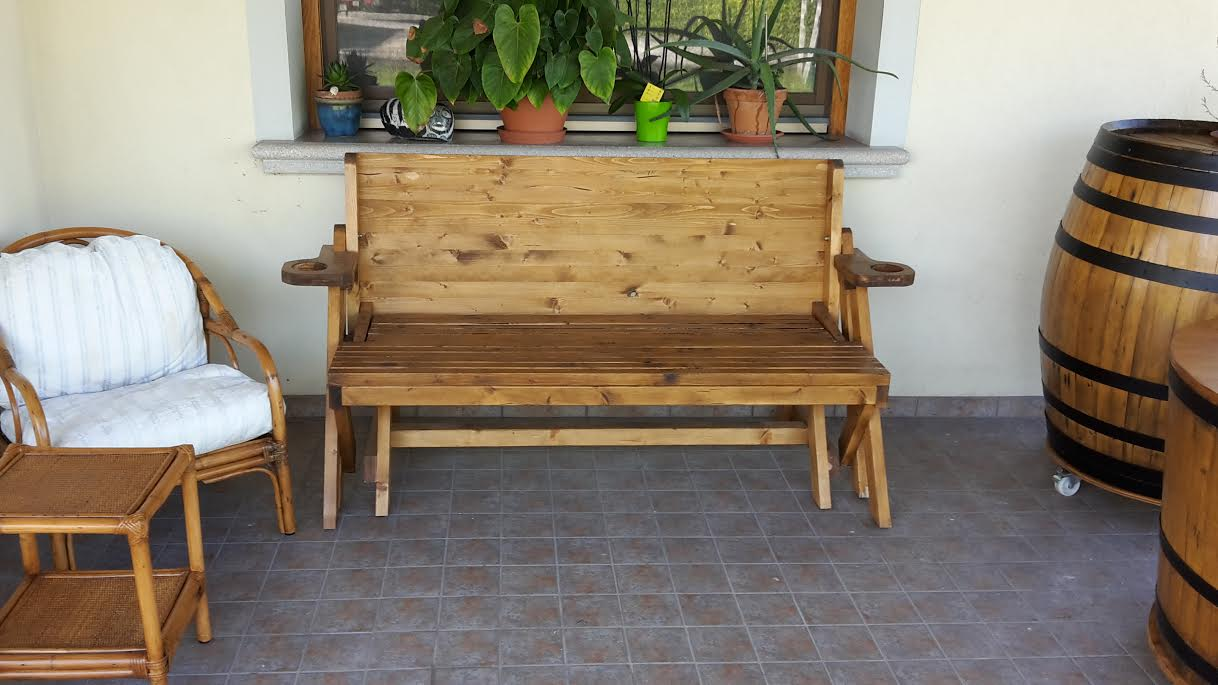 Banc-table de Giuseppe