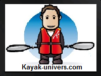 Kayak-Univers
